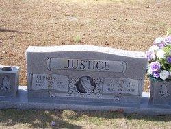Vesta Mae <i>Sanders</i> Justice