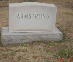 Margaret Adelia <i>Tucker</i> Armstrong