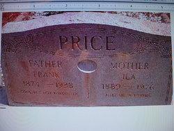James Franklin Frank Price
