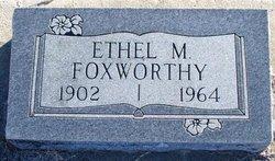 Ethel Margaret <i>Stubbs</i> Foxworthy