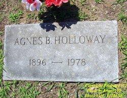 Agnes Bertha <i>Swan</i> Hallaway
