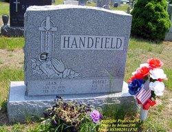 Jean Cross <i>Stevens</i> Handfield