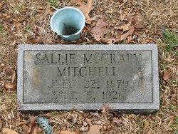 Sarah Ann <i>McCrary</i> Mitchell