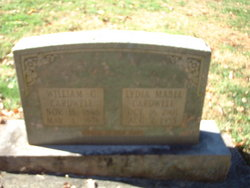 William Greene Garfield Willie Cardwell