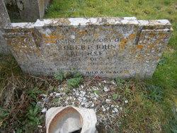 Robert John Aldersey