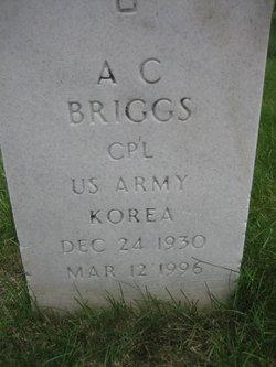 A C Briggs