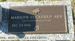 Marilyn <i>Cockfield</i> Ard