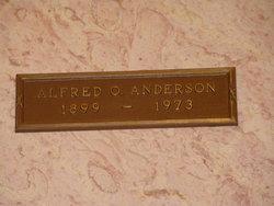 Alfred O. Anderson