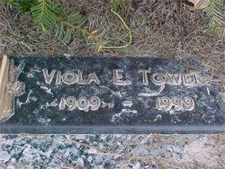 Viola Emma <i>Applegate</i> Tower