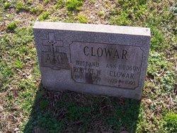 Ann <i>Hudson</i> Clowar
