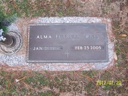 Alma <i>Futrell</i> Jones