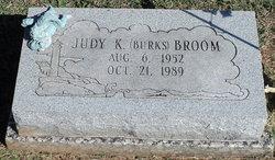 Judy K. <i>Burks</i> Broom