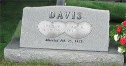 Harold Richard Davis