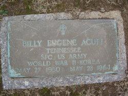 Billy Eugene Acuff
