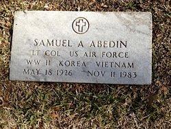LTC Samuel A Abedin