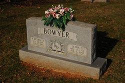 Mary Letha <i>Creasy</i> Bowyer