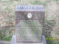 Wilma R Amschler