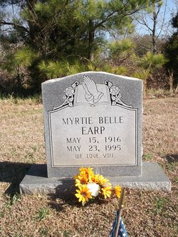 Myrtie Belle Earp