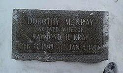 Dorothy M. <i>Rose</i> Kray
