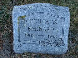 Cecilia B Barnard