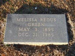 Rebecca Melissa <i>Redus</i> Green