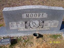 Rev Roy Marvin Moore
