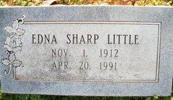 Edna <i>Sharp</i> Little