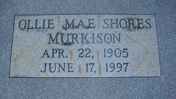 Oliie Mae <i>Shores</i> Murkison