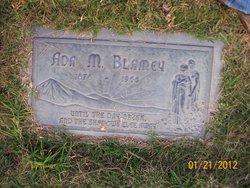 Ada Mary <i>Richards</i> Blamey