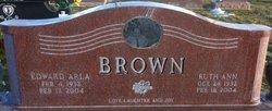 Ruth Ann <i>Rakow</i> Brown