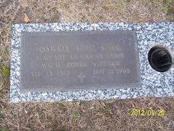 Oswell Paul Shea