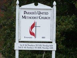 Parker United Methodist Church Cemetery