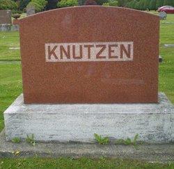 Anna Johanna <i>Sorenson</i> Knutzen