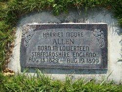 Harriet Moore Allen