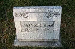 James Madison Benham