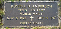 Russell H. Anderson