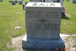 Mattie L. Bair