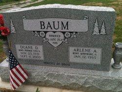 Duane D. Baum