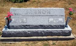 Helen Wanetah <i>Monroe</i> Bannon