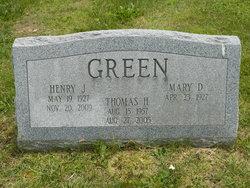 Henry J Green