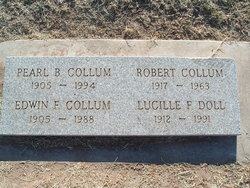 Pearl B Collum