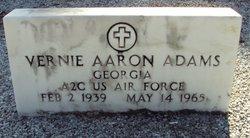 Vernie Aaron Adams