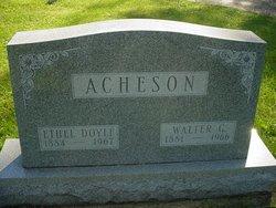 Walter C. Acheson