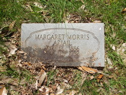 Margaret Susan <i>Morris</i> Ariail