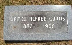 James Alfred Curtis