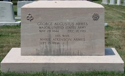 George Augustus Armes