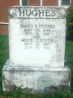 Alice <i>Crouch</i> Hughes