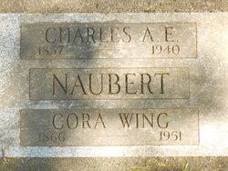 Charles A. E. Charlie Naubert