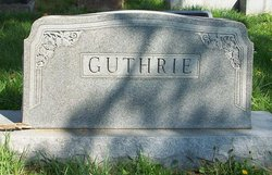 Emily <i>Dyer</i> Guthrie