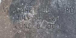 Margaret Jane <i>Gill</i> Ford